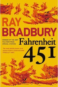 Fahrenheit 451 (Flamingo Modern Classics) by Ray Bradbury. Read 4 their all classics. Fahrenheit 451, John Green, Books To Read, My Books, Roman, Brave New World, Fiction Books, Modern Classic, Great Books