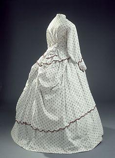 Tidens Tøj 1870's dress
