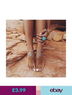 Hail the Nails Anklets #ebay #Jewellery & Watches