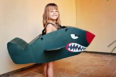 Last-Minute DIY Bomber Airplane Costume | My Crafty Spot - When Life Gets Creative