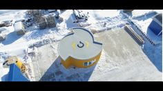 3D printing construction company Apis Cor has completed the first ever on-site printed house in Russia. The project was realized using the company's mobile construction 3D printer — the first of its kind — to print and construct the 38 meter squared building completely on-site.