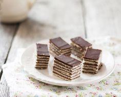 Madjarica – Croatian Chocolate Layer Cake
