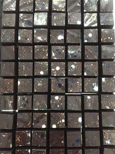 Darkest ganache filled chocolate