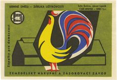 Another Czech matchbox - collection David Pearson: davidgeorgepearson, via Flickr