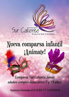 Grupo Mascarada Carnaval: ¡Nueva comparsa infantil en Lanzarote!