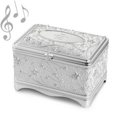 Personalized Star Music Box , Add Your Message