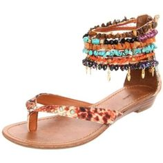 ZiGiny Women`s Musthave Ankle-Strap Sandal,Top Banana,9.5 M US