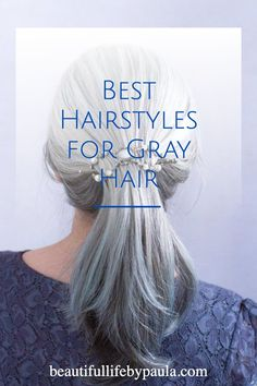 Grey Hair Care, Grey Curly Hair, Silver Blonde Hair, Blonde Hair Going Grey, Silver White Hair, Hair Styles For Women Over 50, Hair Color For Women, Long Hair Styles, Gray Hair Women
