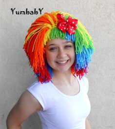 Payaso peluca traje de Halloween payaso traje arco por YumbabY