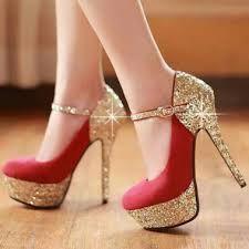 Resultado de imagen para fotos de zapatos con tacones altos