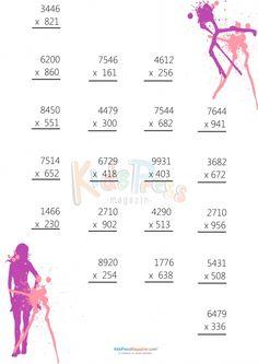 math worksheet : multiplication multiplication problems and multiplication  : Hard Multiplication Worksheets