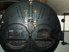 pään näköinen kone