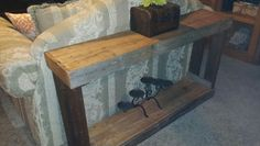 Fence wood table