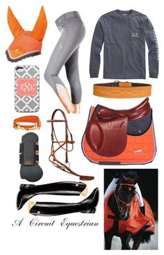 """""""hermes orange rootd"""" by a-circuit-equestrian on Polyvore featuring Bling Jewelry, Samsung, Edgewood, Hermès and Vineyard Vines"""