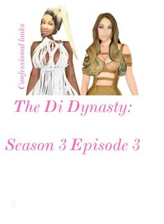 """S3, E3! The Di Dynasty--plz like & comment what you think!"" by a-andm ❤ liked on Polyvore featuring kitchen and bathroom"