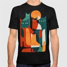 Cat Family T-shirt