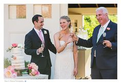 Father of the bride speech - Lake Forest Summer Wedding At Elawa Farms - Dawn E Roscoe Photography