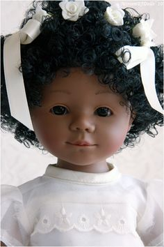 Marieta II by MiriamBJDolls, via Flickr