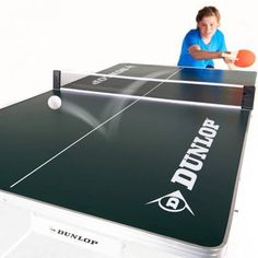 Dunlop Official Size Outdoor Table Tennis Table