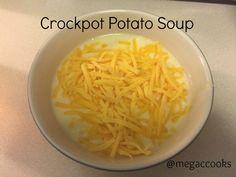 crockpot potato soup more crockpot meals cooker soups creamy potatoes ...