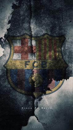 Fcb Wallpapers, Fc Barcelona Wallpapers, Lionel Messi Wallpapers, Barcelona Fc Logo, Barcelona Football, Barcelona Futbol Club, Superhero Wallpaper Hd, Football Wallpaper, Football Hits