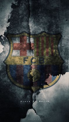 Fcb Wallpapers, Fc Barcelona Wallpapers, Lionel Messi Wallpapers, Barcelona Fc Logo, Barcelona Futbol Club, Barcelona Football, Superhero Wallpaper Hd, Football Wallpaper, Fcb Logo