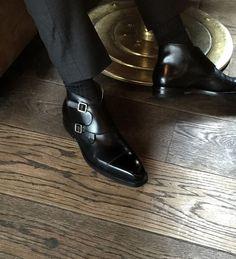 *Crockett and Jones Tap Shoes, Dance Shoes, Crockett And Jones, Gentleman Shoes, Sexy Sandals, Killer Heels, Classic Sneakers, Shoe Game, Black Shoes
