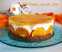 Torta fredda armonia di arance http://blog.giallozafferano.it/idolciditatam/torta-fredda-armonia-di-arance/