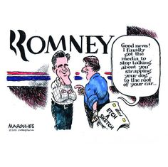 Etch-a-sketch instead of dog strapped to the car stories - a positive or negative for Mitt Romney?