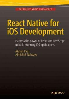 React Native for iOS Development is your hands-on guide to developing native iOS…
