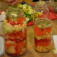 Fermenting Vegetables and a great recipe for pepper sauce