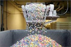 How The World's Best Selling Valentine's Day Candy, Conversation Hearts, Are Made.