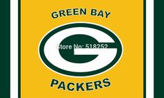 Green bay packers Flag 3x5 FT