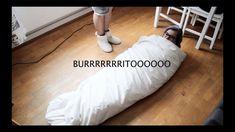 HOW TO DO A BURRITO