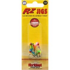 Northland Tackle RZ Jig, 1/16 oz