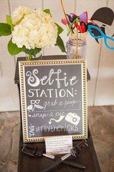 Selfie Station