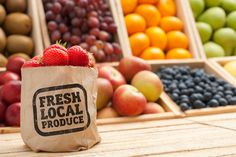 10 Reasons To Eat Locally Grown Food