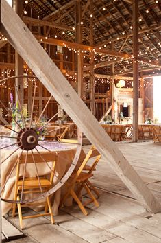 Barn Wedding - see what happens when you take a little girl who's afraid of ants camping!