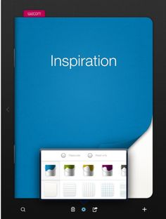 Online Interior Design HQ: Discover The Bamboo Paper App