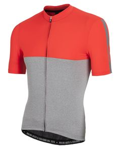 Nalini Mantova SS Jersey - 2016 Red Label Collection Nalini Mantova Short Sleeve Jersey with its expertly tailored design gives you a comfortable advantage on your long rides. Using an ergonomic cut a