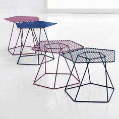 Bonaldo TECTONIC Designer Beistelltisch - Design Alain Gilles - empor.de