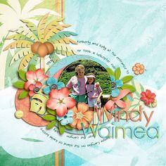 ScrapMatters::Digital Scrap Kits::Me Ke Aloha