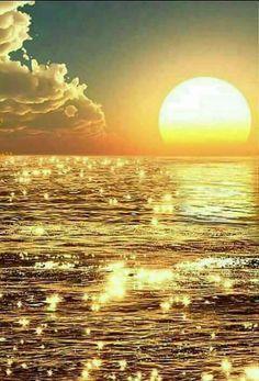 Sunrise or Sunset or just beautiful Strand Wallpaper, Beach Wallpaper, Nature Wallpaper, Beautiful Sunrise, Beautiful Beaches, Beautiful World, Beautiful Images, Landscape Photography, Nature Photography