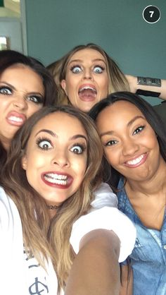This is way we love little mix haha