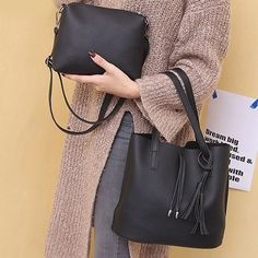 SHARE & Get it FREE | Tassels Tote and Crossbody PurseFor Fashion Lovers only:80,000+ Items • New Arrivals Daily • Affordable Casual to Chic for Every Occasion Join Sammydress: Get YOUR $50 NOW!