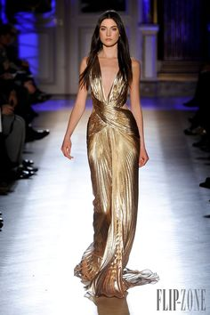 Zuhair Murad - Couture - Spring-summer 2012 - the dress that loves to hug...