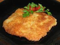 Polish Breaded Pork Cutlets Recipe - Kotlety Schabowy
