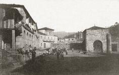 Mosteiro de San Clodio do Ribeiro - Leiro - Ourense (finais do século XIX)