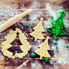 Christmas Tree Cookie Cutter by OogiMe.