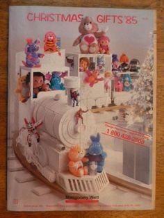 1985 Montgomery Wards Christmas Catalog